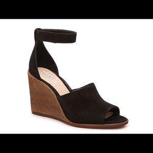 Vince Camuto Deedriana Wedge Sandal Size 10